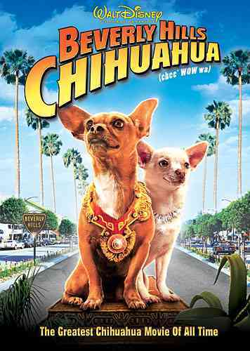 BEVERLY HILLS CHIHUAHUA BY BARRYMORE,DREW (DVD)